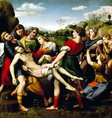 Raffaello - Deposizione (1507)