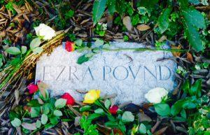 La tomba di Ezra Pound