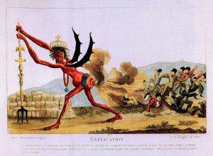 Jaques-Louis David, Gouvernment anglois, 1793-94