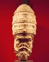 testa di papa carafa