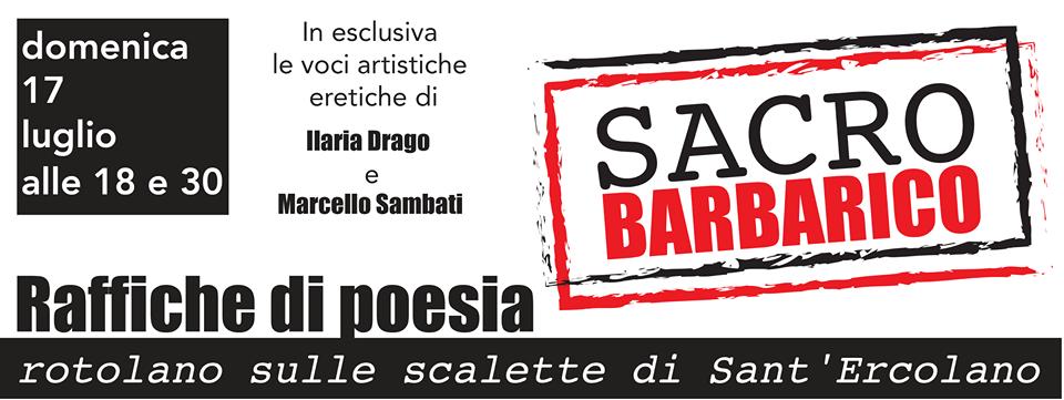 Sacro Barbarico con Ilaria Drago e Marcello Sambati