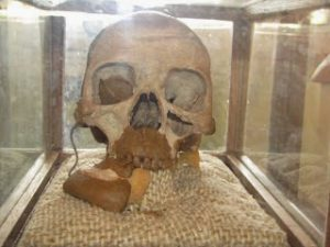 Mkwawa Skull by Francis Godwin (1)